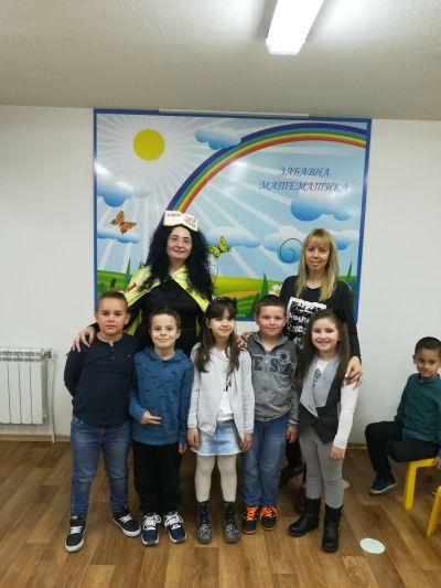 Математическо състезание Забавна математика 2018 - ДГ Пролет - Сандански