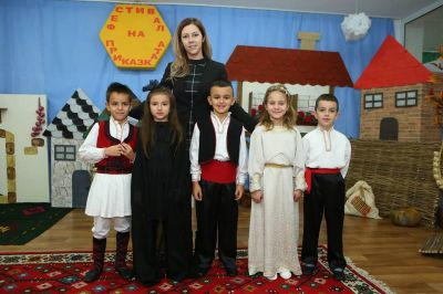 Фестивал на приказката - ДГ Пролет - Сандански