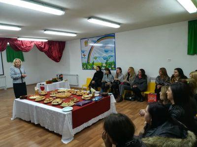 Коледен коктейл - ДГ Пролет - Сандански