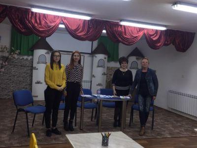 Училище за родители 07/11/2019г. - ДГ Пролет - Сандански