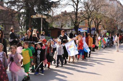 Карнавално шествие 22.03.2019 - ДГ Пролет - Сандански