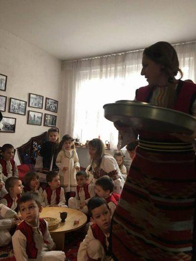Благовещение в група Пчелички - ДГ Пролет - Сандански